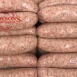 Kentish Hop and Ale Sausages